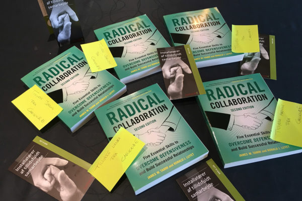 Radical Collaboration vindere